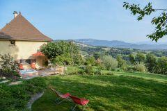Côté Tilleul : Chambres et table d'hôtes de charme - SPA en Savoie