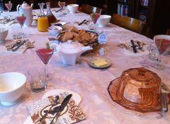 Le petitd déjeuner