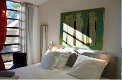 LA SUITE maison bertuli Provence  King Size  Bed 180x200
