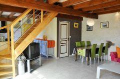 Salon/séjour de 45 m2