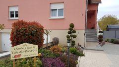 Chambre d'hôtes du Clos des Pommiers à Rosheim