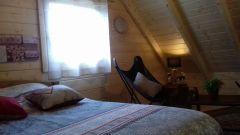 Chambre en mezzanine