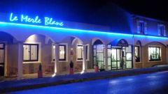 Le Merle Blanc Hôtel Restaurant 3*