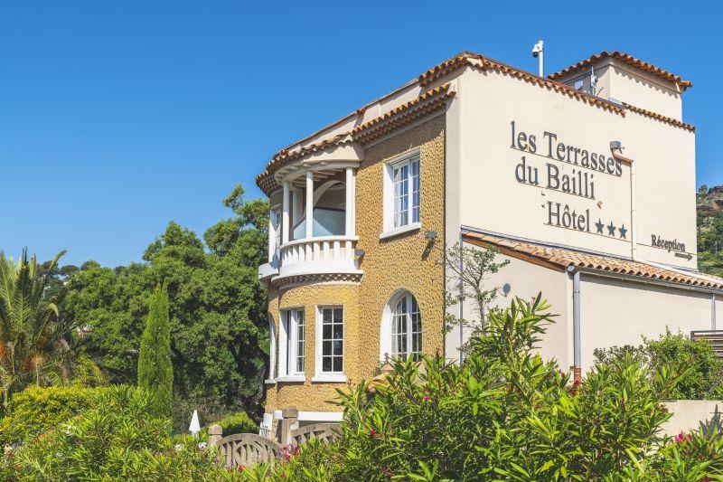 La villa des TERRASSES DU BAILLI***