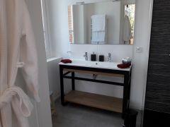 Salle de bain suite Feu