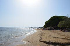 plage de l'Argentière