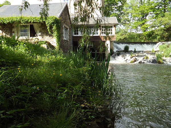Le moulin de Feuyas