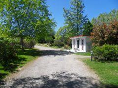 Chalets, Mobils home et tentes Lodges dans camping 3 étoiles