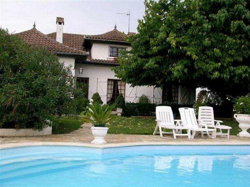 Viila + piscine