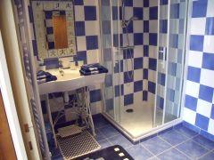 Salle de bain privative océan
