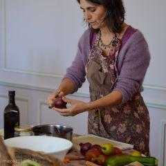La cuisine avec Chrystelle