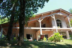 maison ,façade sud