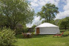 Camping et yourte de la Touche