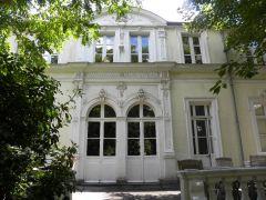 Rennes Parlement, appartements sur jardin