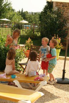 Domaine Le Bost Enfants