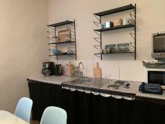 Cuisine-salon Gite 2