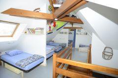 13 lits en chambrées - 2ème étage