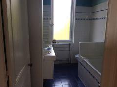 Salle de bains et we privés
