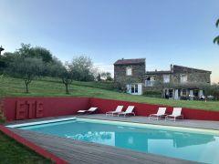 Les Chaix, maison de vacances et de week-end en Ardèche