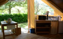 Tente Safari Ecolodge