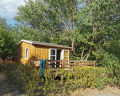 Chalet du Camping le Coin Charmant