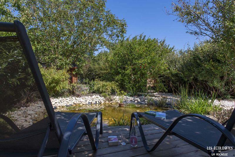 Ecolodge la Rochelle - Terrasse