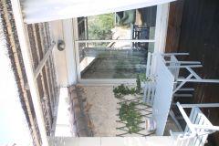 TERRASSE 15 m2 et entrée appartement