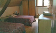 Une chambre lits jumeaux