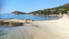 Plage Canadel