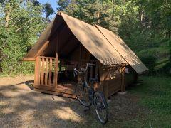 Camping Calme et Nature spécial Vélo / rando Via Rhona
