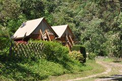 Cabanes sur Pilotis
