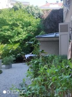 Coté terrasse