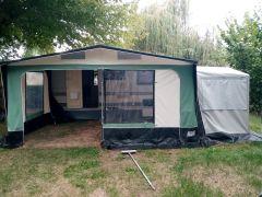 Camping Les Portes de l'Anjou Bord du Loir
