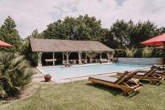 Pool House de la Bergerie