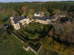 La Cour du Liege - charmante domaine rurale restaure