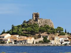 Gruissan, la tour Barberousse