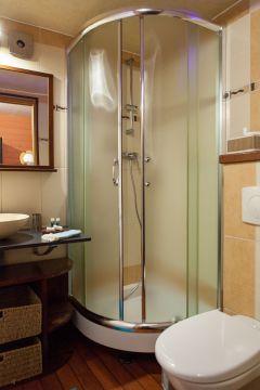 Salle de bain cabine Concorde