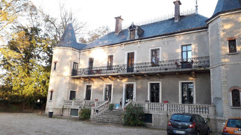 Entrée du Château