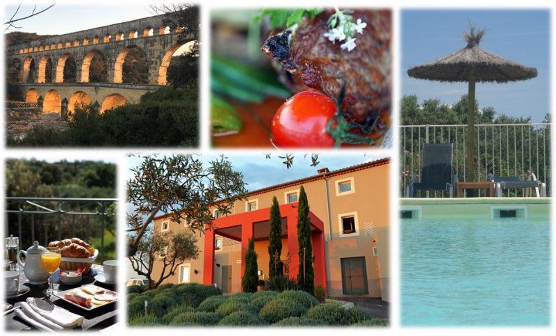 Hôtel le gardon - Pont du Gard