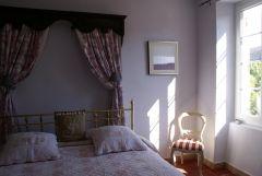 Chambre tout confort climatisé
