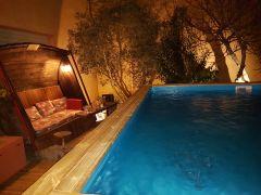 Villa Mer et Canal, piscine, jacuzzi, entre mer Méditerranée et Canal du Midi